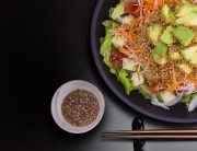 Kintaro Japanese Restaurant Cusco Salad