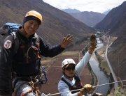 Sacred Valley Via Ferrata Zipline Adventure