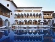 Swimming Pool at Belmond Palacio Nazarenas Hotel Cusco