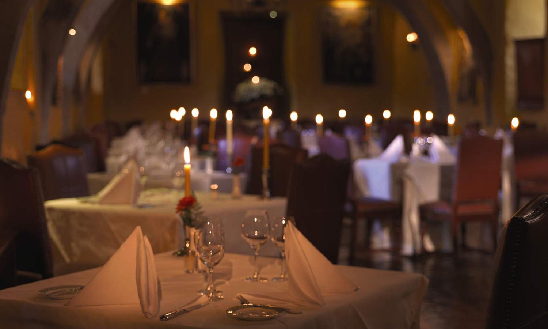 Tupay Restaurant in Hotel Monasterio in Cusco