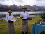 Sacred Valley Picnics by Cicciolina