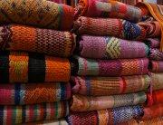 Mercado Indio - Shopping at the Indian Market in Miraflores, Lima Peru