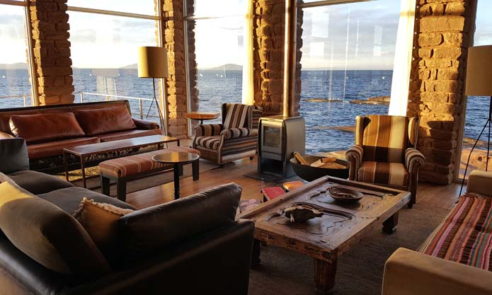 Titilaka Boutique Hotel on Lake Titicaca | Best hotels in Puno