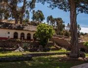 Fundo Chincheros Puno Chapel View